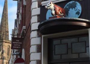 Hereford Herd Book Society renamed