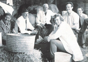 Stockman's Club formed